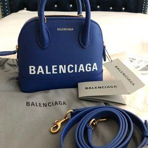 Authentic Balenciaga ville xxs tote bag